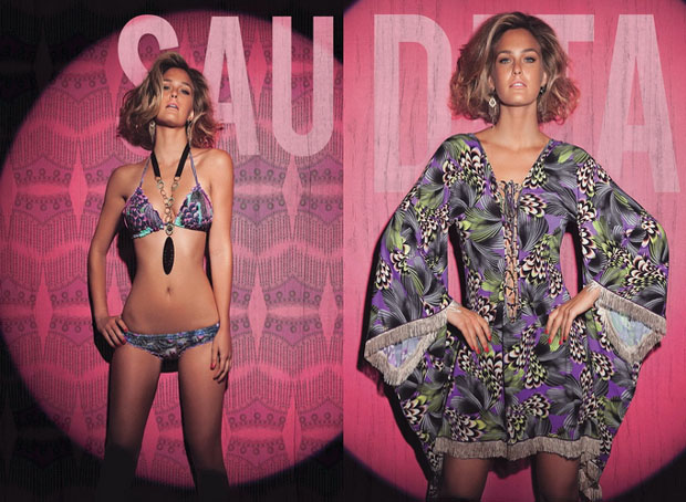 Agua Bendita готовит модниц к новому летнему сезону