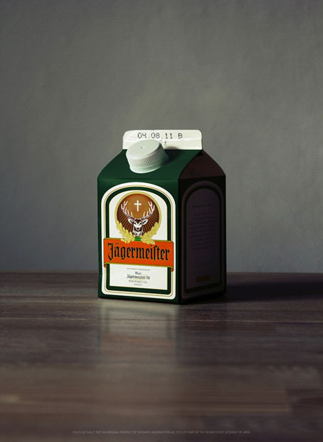 «Старый» алкоголь в новой таре