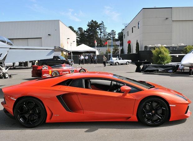 Автомобильная Неделя в Монтерейе