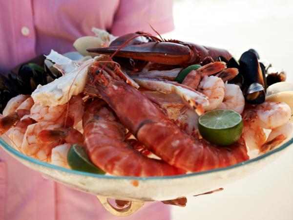 Барбадос: солнце, пляжи и морепродукты