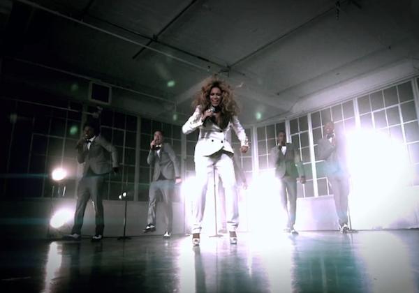 Бейонсе представила новый клип Love On Top