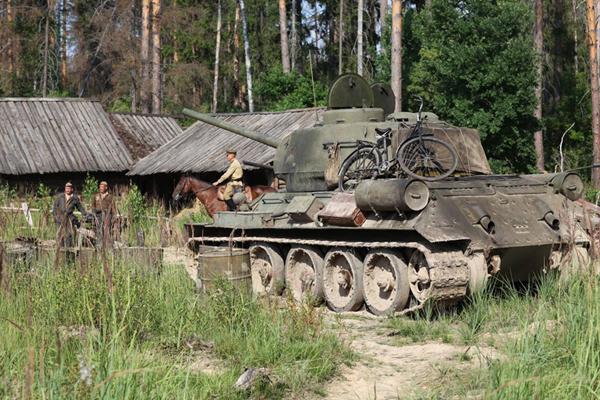 «Белый Тигр» – фильм о Великой Отечественной войне