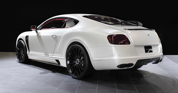 Bentley Continental GT от Mansory