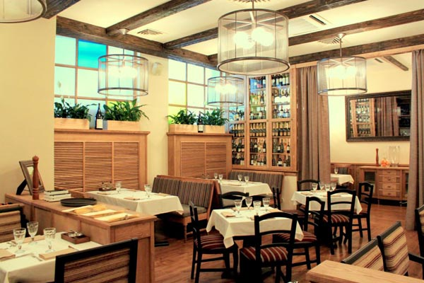 Блоги рестораторов: Валерий Поляков — «Перезагрузка»