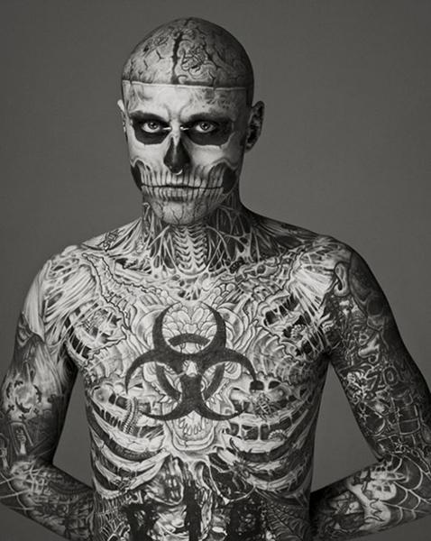 Бойтесь, в Киев едет самый модный Зомби