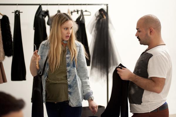 Эксклюзивное интервью и дизайнерами бренда ANOUKI BICHOLLA