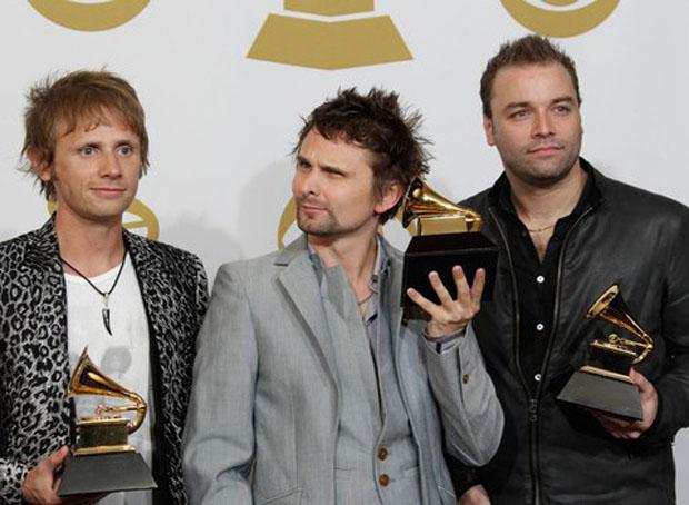 Британцы Muse готовятся к записи нового альбома