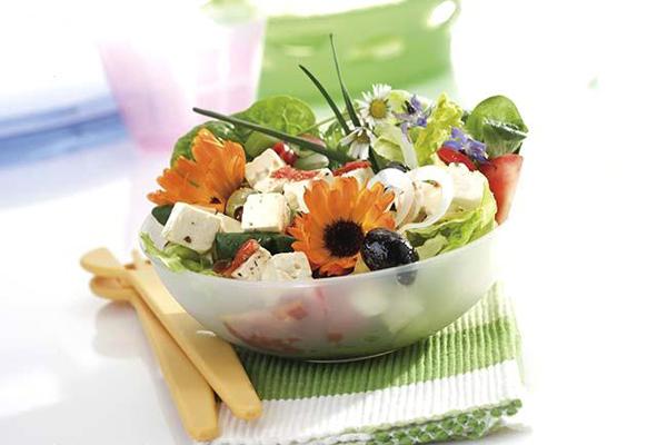 Букет на обед или Цветочная кулинария