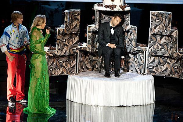 Церемония вручения «Человек года» от GQ