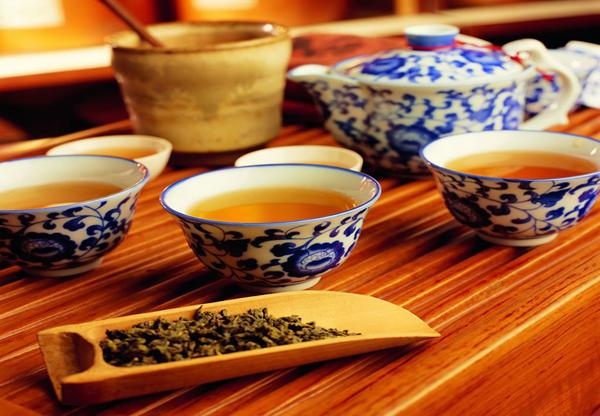 Чайная церемония по-…