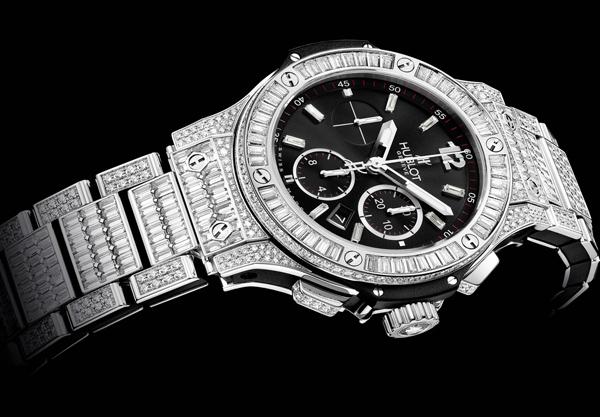 Часы Baby Million от Hublot