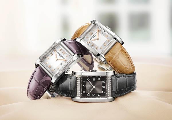 Часы от Baume & Mercier