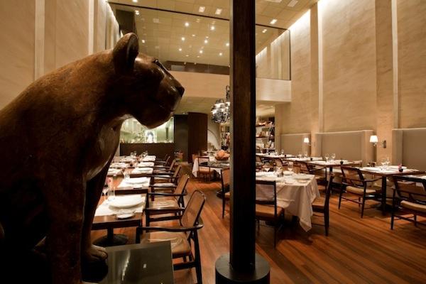 D.O.M restaurant, Brazil
