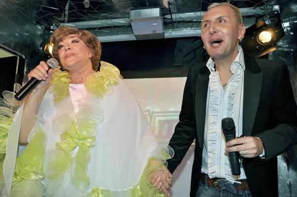 Эдита Пьеха побывала в Киеве