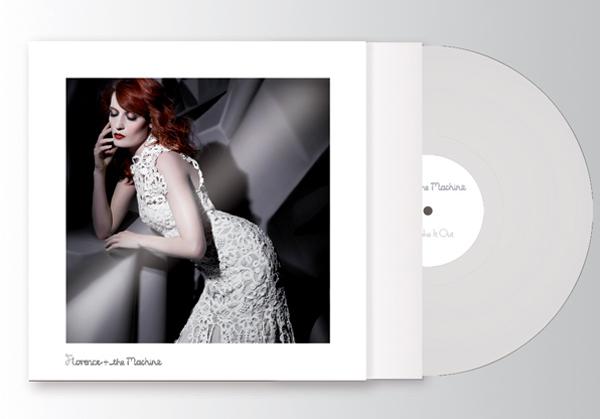 Эксклюзивный винил от Florence и Lagerfeld
