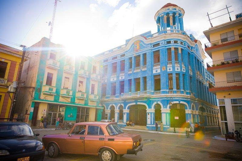 Эта близкая и далекая Куба