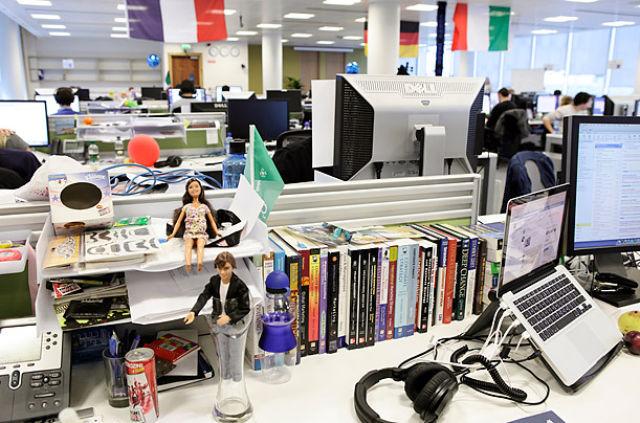 Офисы Facebook по всему миру