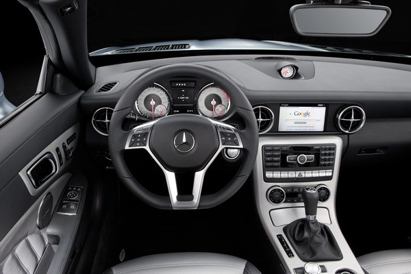 Новый Mercedes-Benz SLK 2011 года