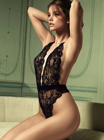 Fashion-белье: первая дизайнерская коллекция Victoria's Secret