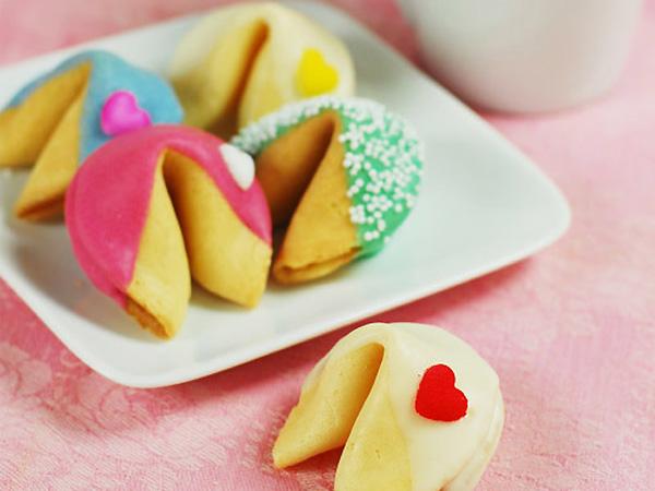 Fortune Cookies, они же печеньки с предсказаниями