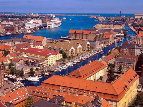 Гастро-travel: Валерий Поляков — «Дань Дании»