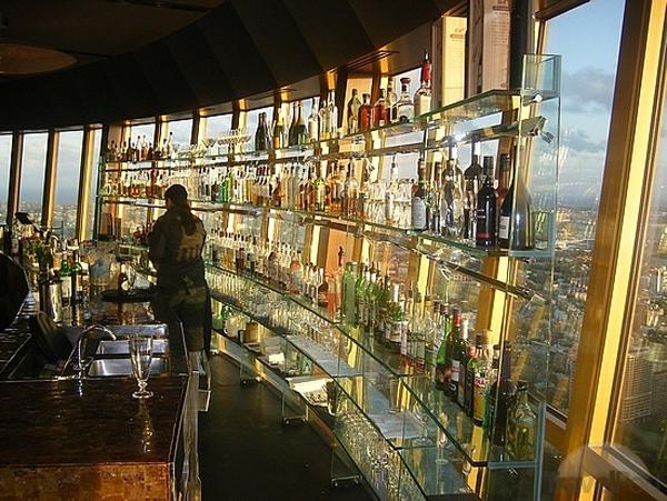 Гастропутешествие по самым необычным ресторанам мира