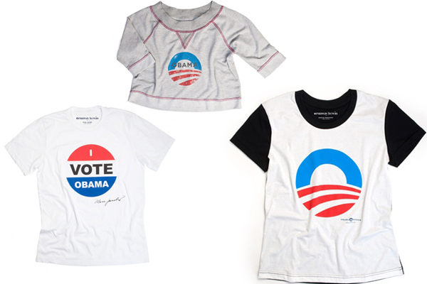 Голосуем за Обаму!