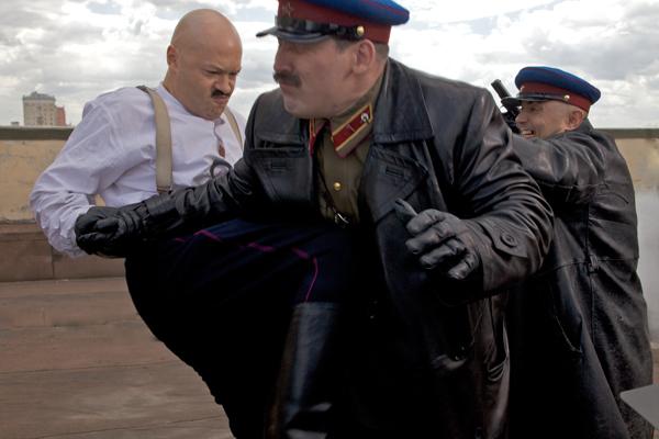 Интервью с Федором Бондарчуком: «Мы в «Шпионе» все сделали «по чесноку»