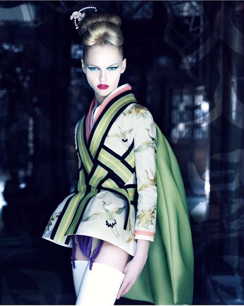 История Dior глазами Патрика Демаршелье