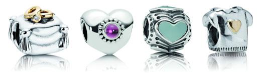 Изысканное признание в любви с Pandora ко Дню Святого Валентина