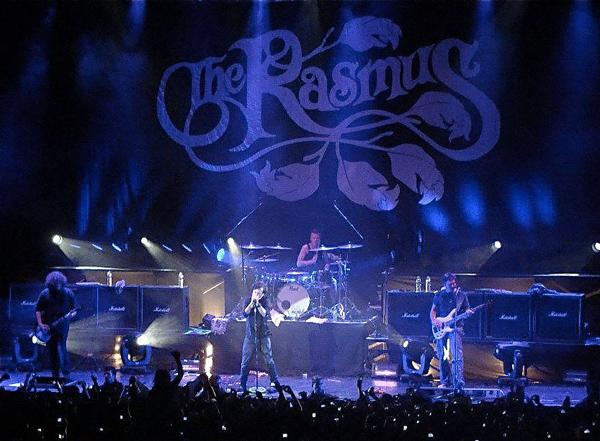 К нам едут горячие финские парни – The Rasmus