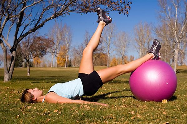 Как лентяйке заняться фитнесом без усилий