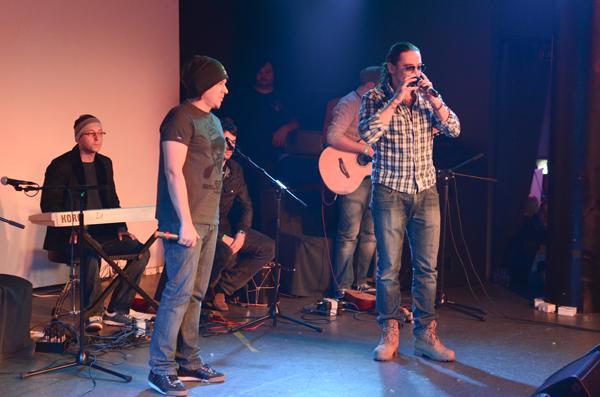 Как прошел концерт Mgzavrebi в Киеве