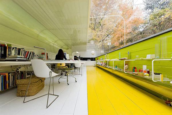 Какой он, офис будующего: оригинальные концепты со всего мира