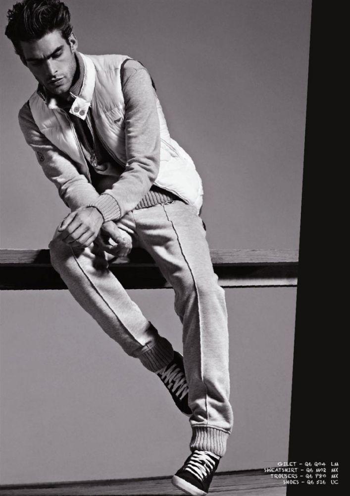 Кампании: Armani Jeans Fall 2011