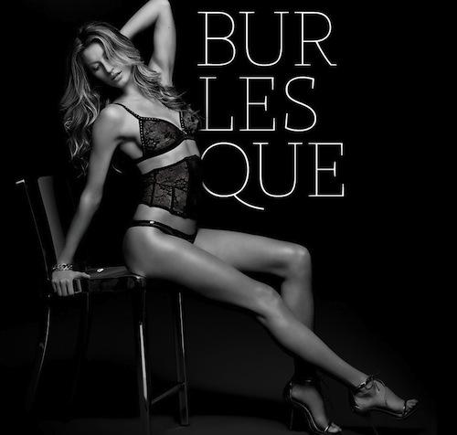 Кампании: Burlesque от Жизель Бундхен