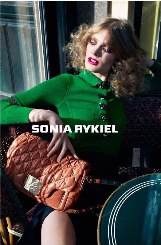 Кампании: Sonia Rykiel Fall 2011