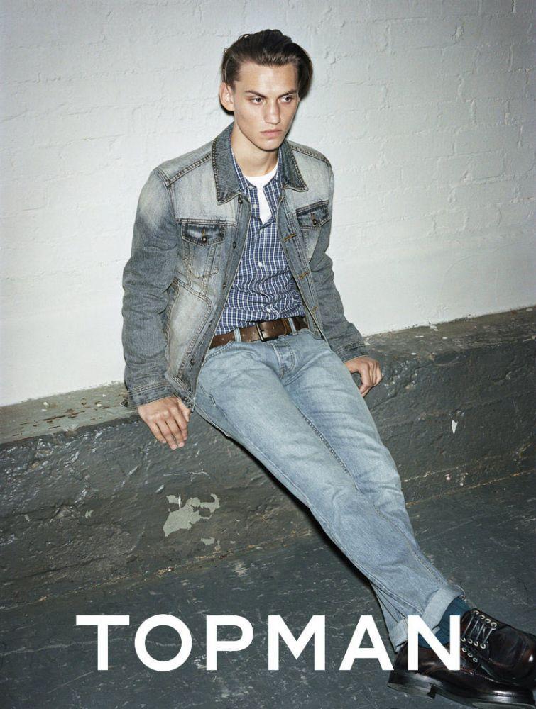Кампании: TOPMAN Fall 2011