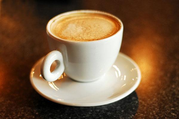 Карта мировой кофемании