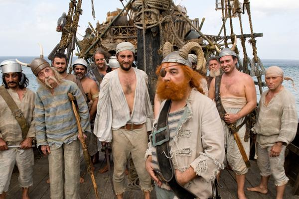 Кинопремьера недели: «Астерикс и Обеликс в Британии»