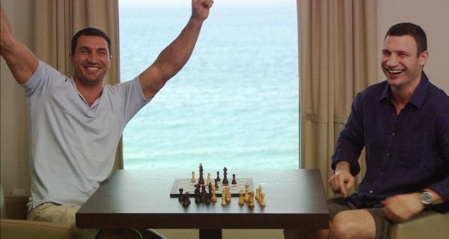Кинопремьера недели: документальный фильм «Кличко»