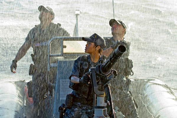 Кинопремьера недели: «Морской бой»