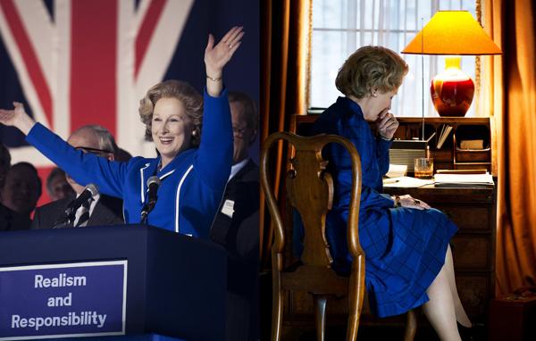 Маргарет Тэтчер или Мэрил Стрип, кто реальней?