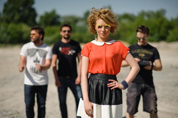 Грандиозный музыкальный праздник в фан-зоне Евро-2012