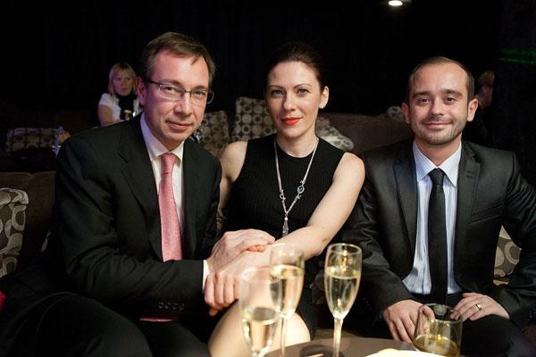 Коронация Luxury Lifestyle Awards 2011