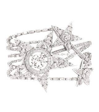 Космическая одиссея команды Chanel к юбилею