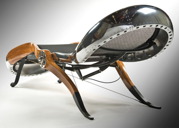 Кресло Aviator от David Catta
