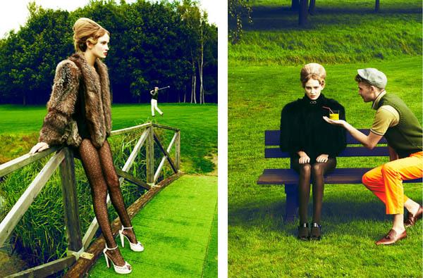 Кукла бессердечная для Fashion Gone Rogue