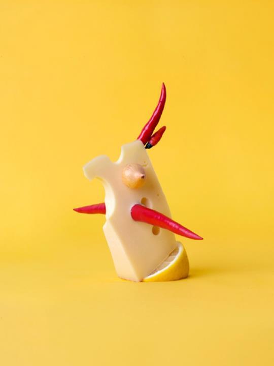 «Кулинарный зоопарк» от Карла Кляйнера (Фото)
