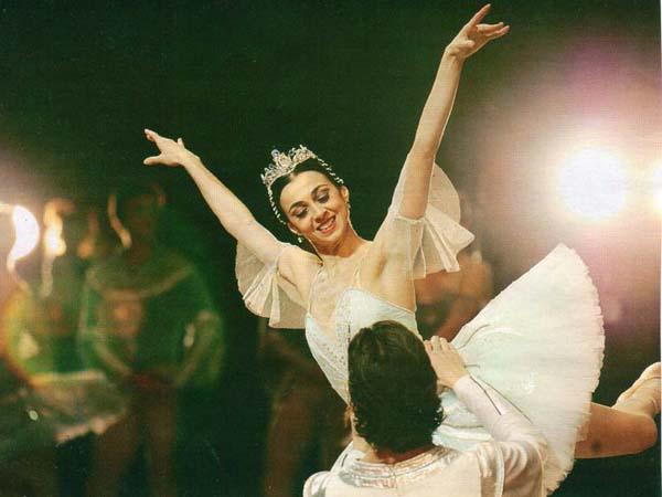 Легенда мирового балета Нино Ананиашвили в Киеве